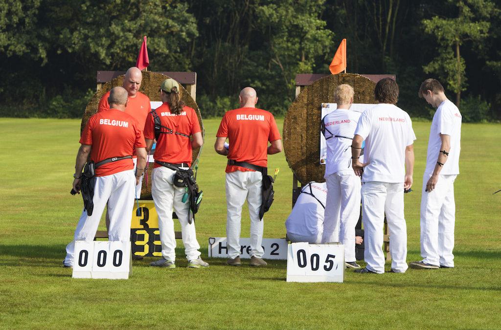 Deelnemerslijst Interland NED vs BEL