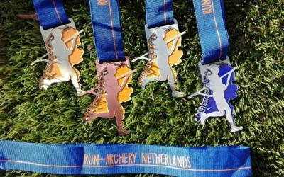 NK Run-Archery 23/24 september 2017 Zoetermeer UITSLAGEN