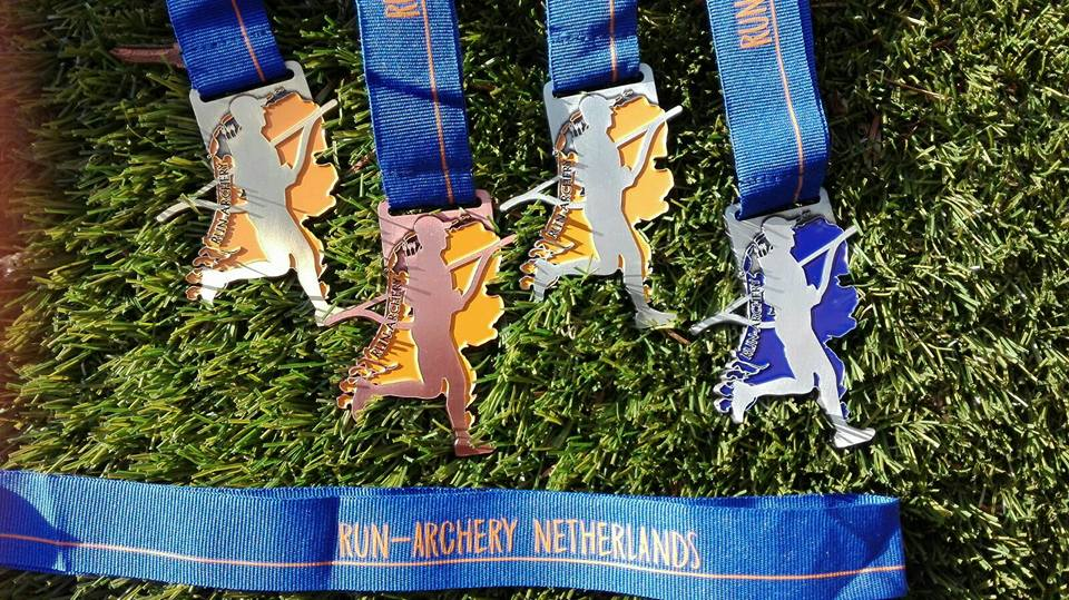 NK Run-Archery 23/24 september 2017 Zoetermeer UITSLAGEN
