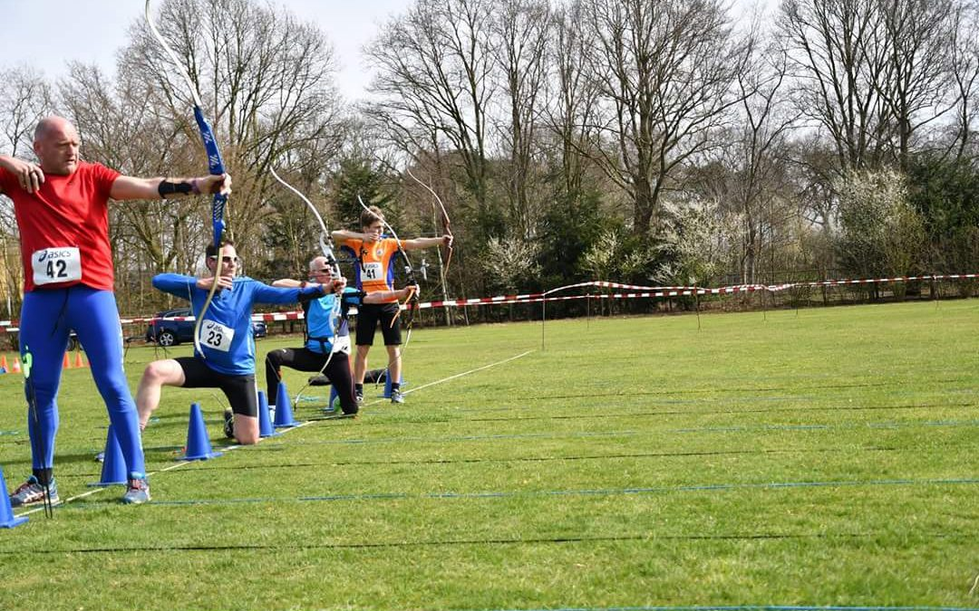 Run-Archery Oirschot Uitslag en verslag