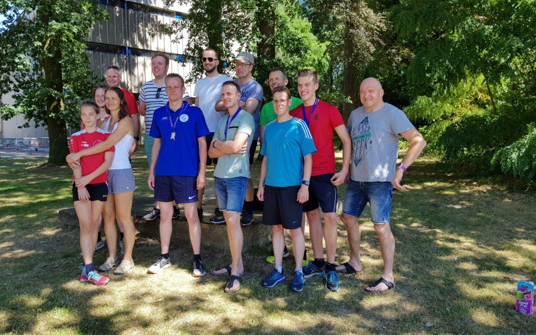 Run-Archery CUP in Roermond foto's en uitslag