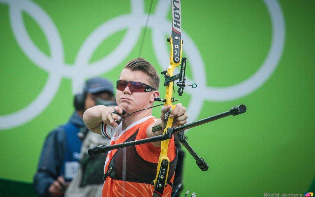 Sjef van den Berg eindigt op 4e plek in Rio