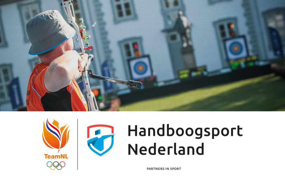 Handboogsport bundelt krachten in TeamNL