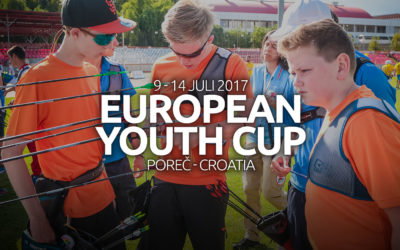 11 sporters naar European Youth Cup