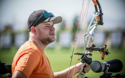 Mike Schloesser bereikt finale wereldbeker