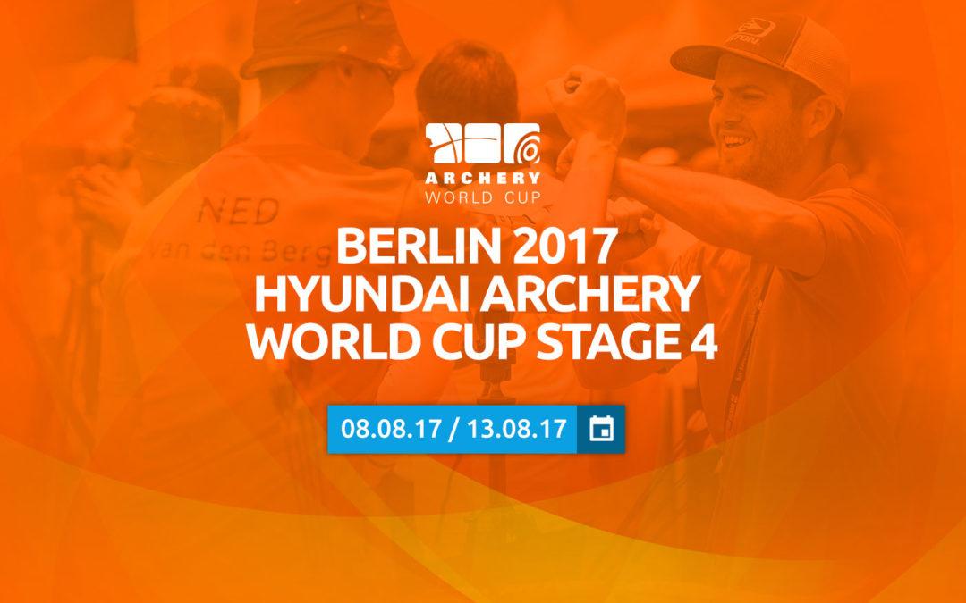 World Cups Berlijn 2017 van start