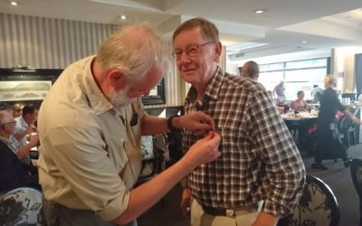 Hans Blüm neemt afscheid als opleider NHB