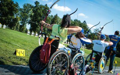 2e editie NK aangepast sporten in Hoensbroek