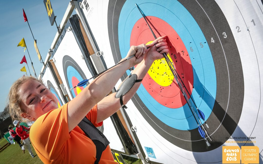 Kyra Donners behaalt ticket voor Youth Olympic Games 2018