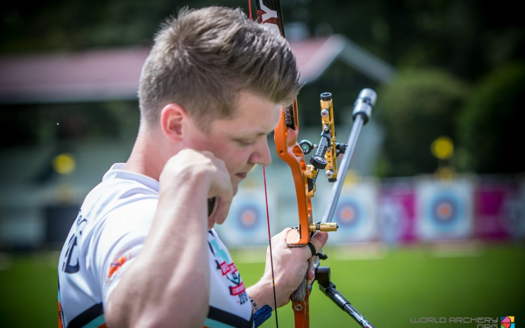 Sjef van den Berg prijkt bovenaan de kwalificatielijst
