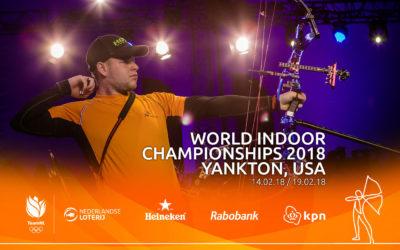 Nederlandse ploeg voor WK indoor bekend