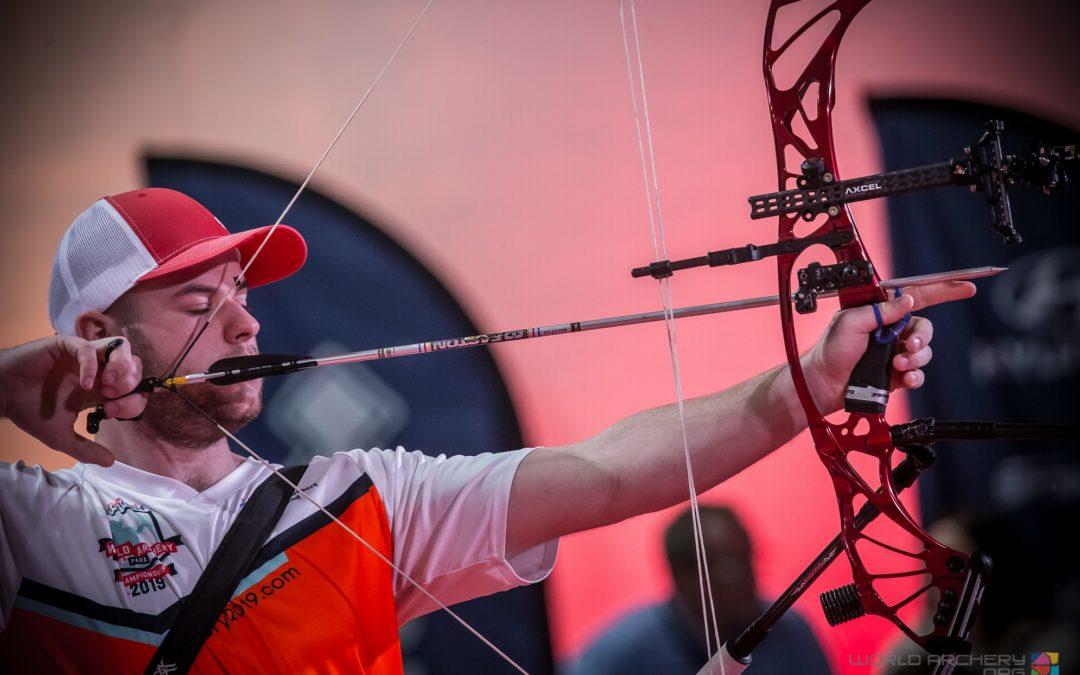 Schloesser completeert erelijst met wereldtitel indoor