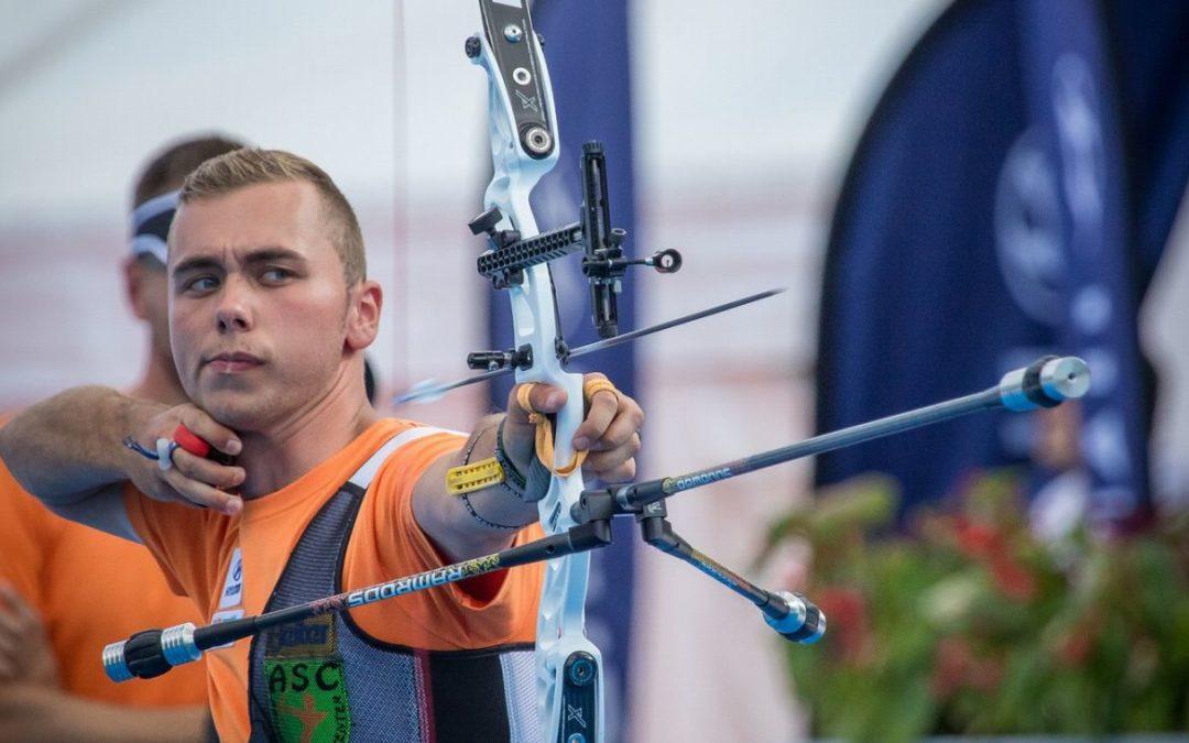 Steve Wijler verkozen tot World Archery Athlete of the year