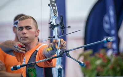 Steve Wijler verkozen tot World Archery Athlete of the year