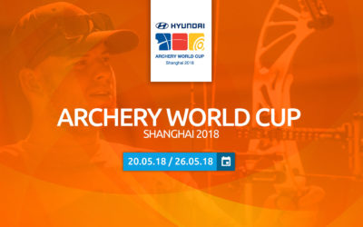 Selectie World Cup Shanghai 2018 bekend