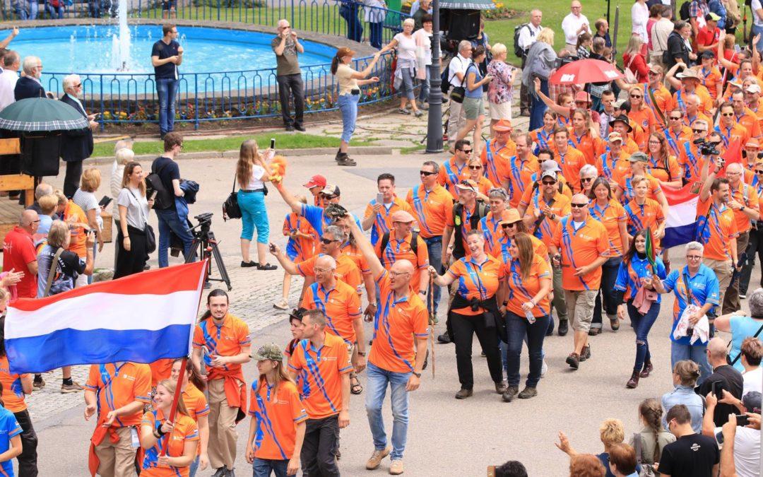 IFAA EBHC 2018: Team Nederland huiswaarts met 14 eremedailles