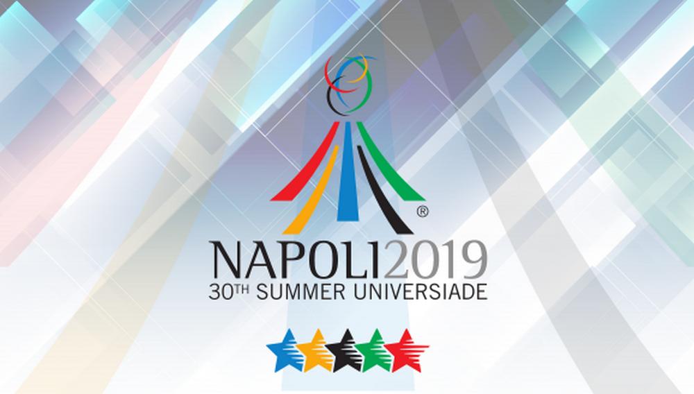 Universiade 2019 Napels