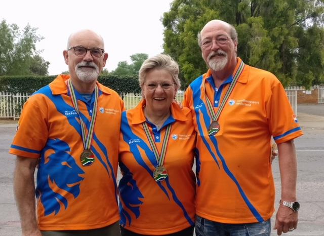 Nederland behaalt twee wereldtitels op het World Field Archery Championship