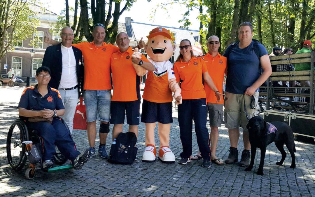 6 handboogsporters klaar voor de Invictus Games in Sydney
