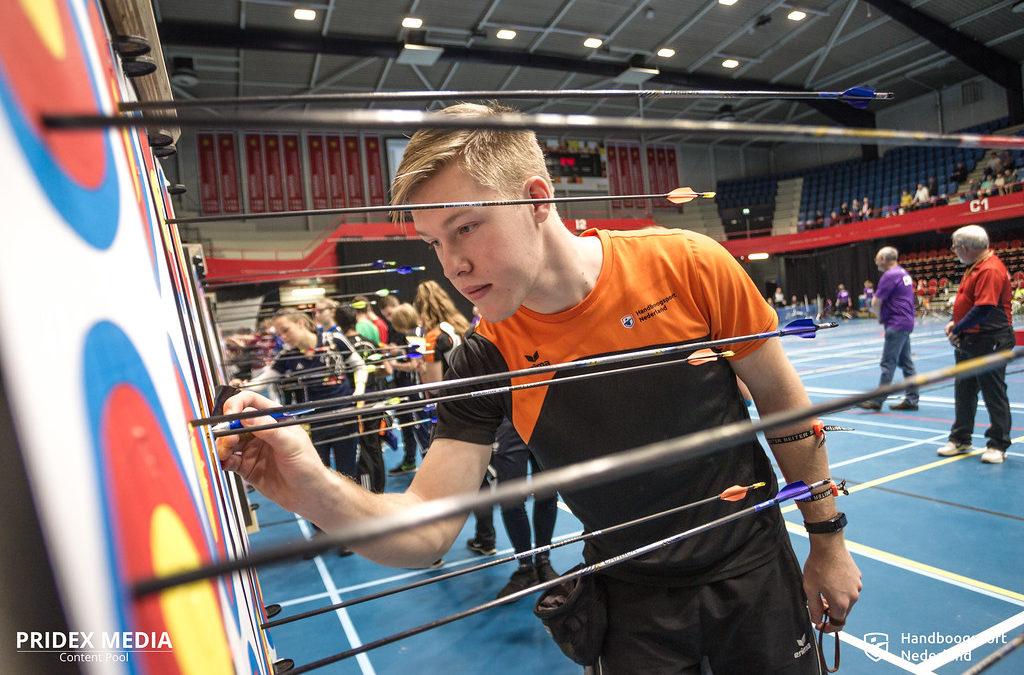 Wees erbij: start ledenwerfcampagne Handboogsport Nederland