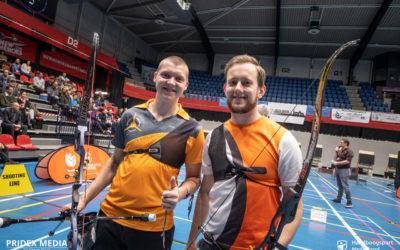 Nationale indoor kampioenen gekroond in Den Bosch