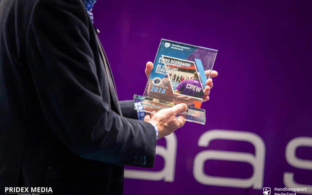 Handboogawards 2018 uitgereikt in Den Bosch
