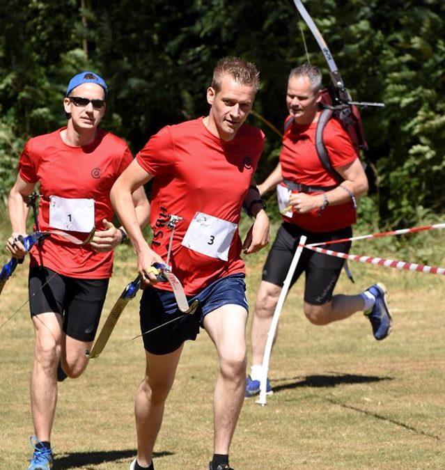 Uitslag seizoenstart Run-Archery in Lichtenvoorde 13 april