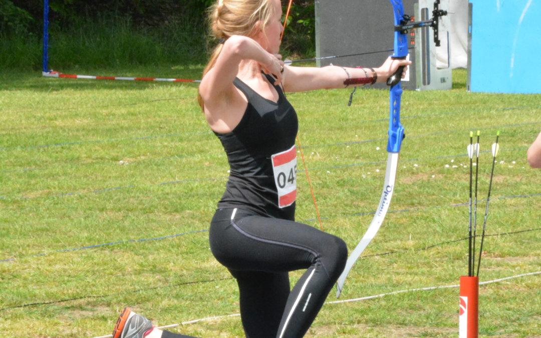 Run-Archery Oirschot 29 juni sprintformat