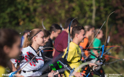 Inschrijving NK Outdoor Jeugd 2019 geopend