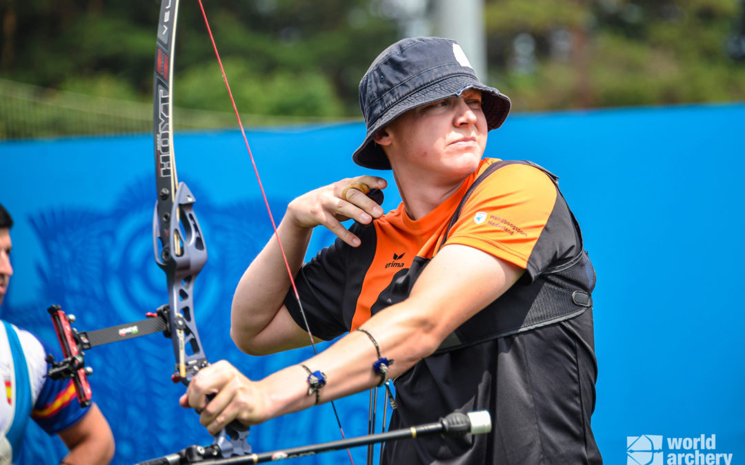 Open brief aan World Archery en World Archery Europe