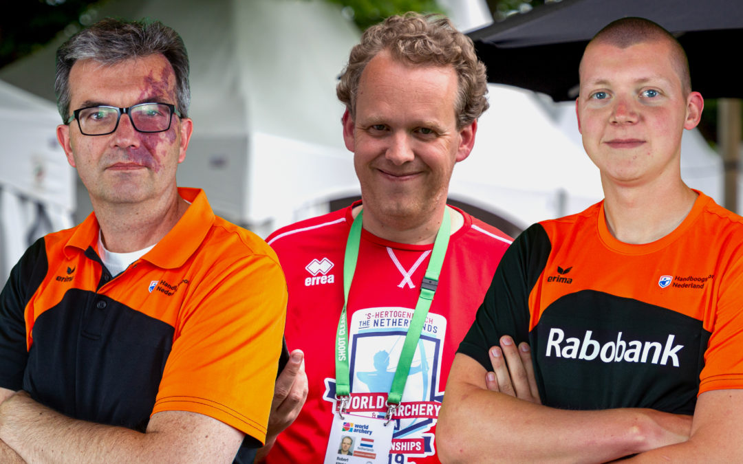 Drie Nederlanders verkozen in commissies World Archery