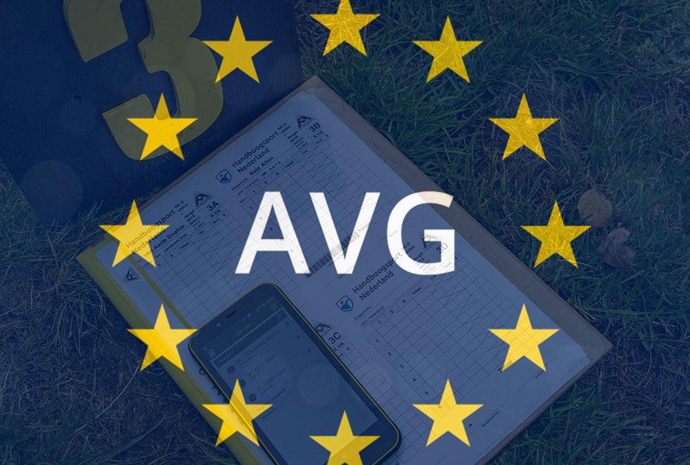 Wedstrijduitslagen en de AVG-privacy wetgeving