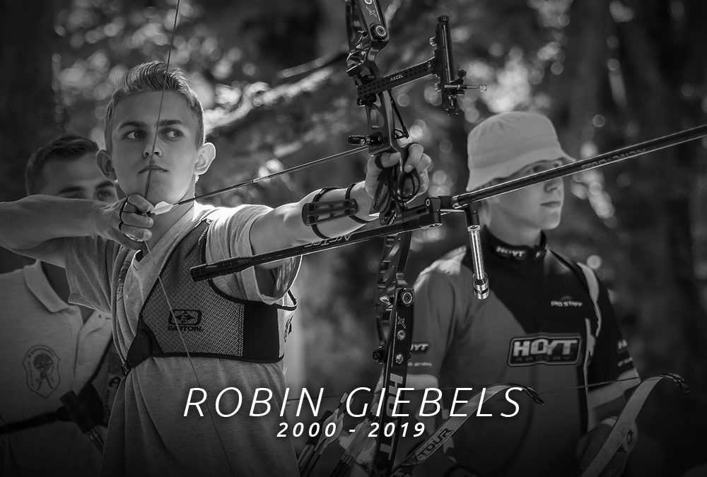 Robin Giebels onverwacht overleden