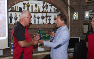 Sint Hubert Elsloo gehuldigd voor 125-jarig bestaan