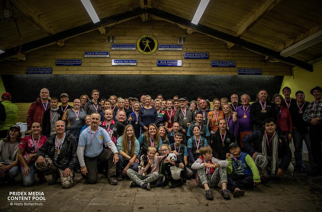 NK 3D 28 en 29 september in Lelystad