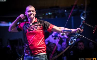 Van den Berg wederom King of Archery