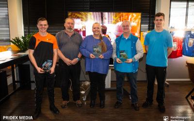 Handboogawards 2019 uitgereikt tijdens NK indoor in 's-Hertogenbosch