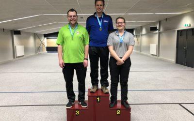 Deelnemerslijsten Bondskampioenschappen Indoor bekend