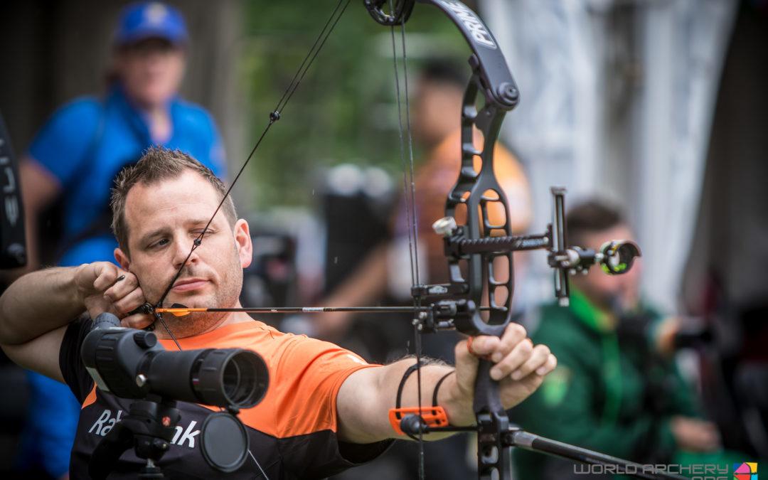 Roy Klaassen geselecteerd voor EK Para-Archery Outdoor 2020