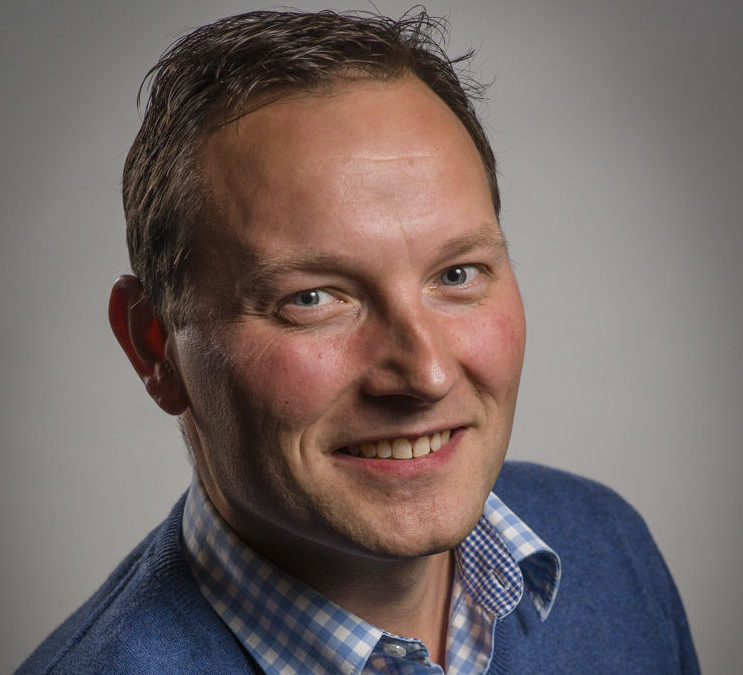 Directeursblog Arnoud Strijbis: Krachten bundelen