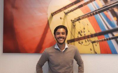 Ismael Caspers nieuwe (marketing)communicatiespecialist bij de NHB