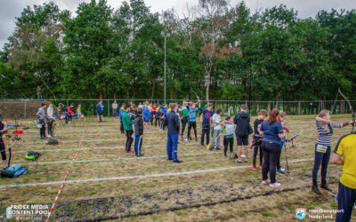 Eerste landelijke Talentendag op Papendal een groot succes