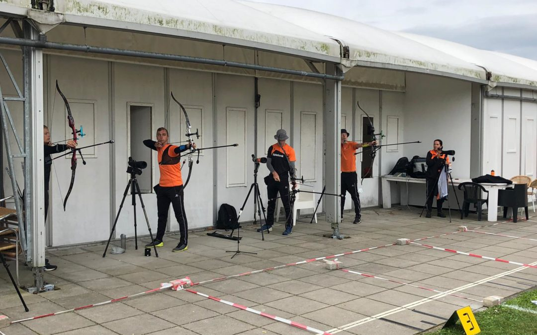 Nederland zet goed resultaat op de 1ste International Virtual Archery Tournament!