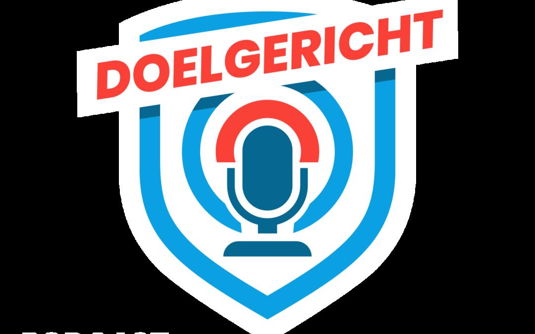 Handboogsport Nederland lanceert de podcast 'Doelgericht'