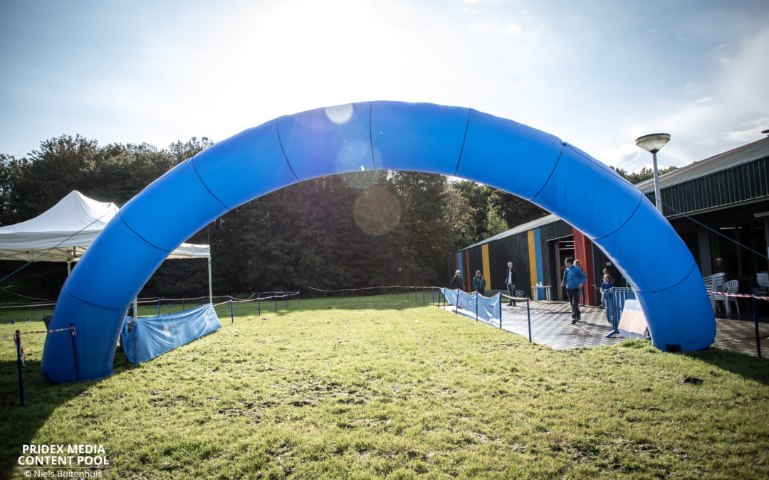 NK (Dutch-Open) Run-Archery in Zoetermeer, zeer geslaagd!