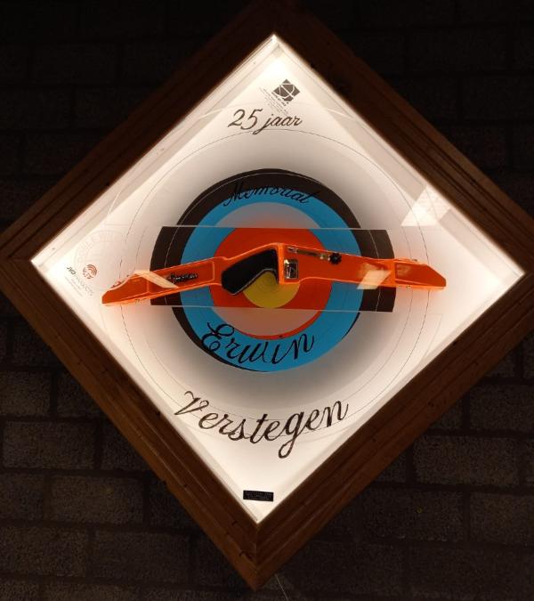 Een lichtpuntje in de stilte van de tweede lockdown vanuit handboogverenging Doele Willem III.
