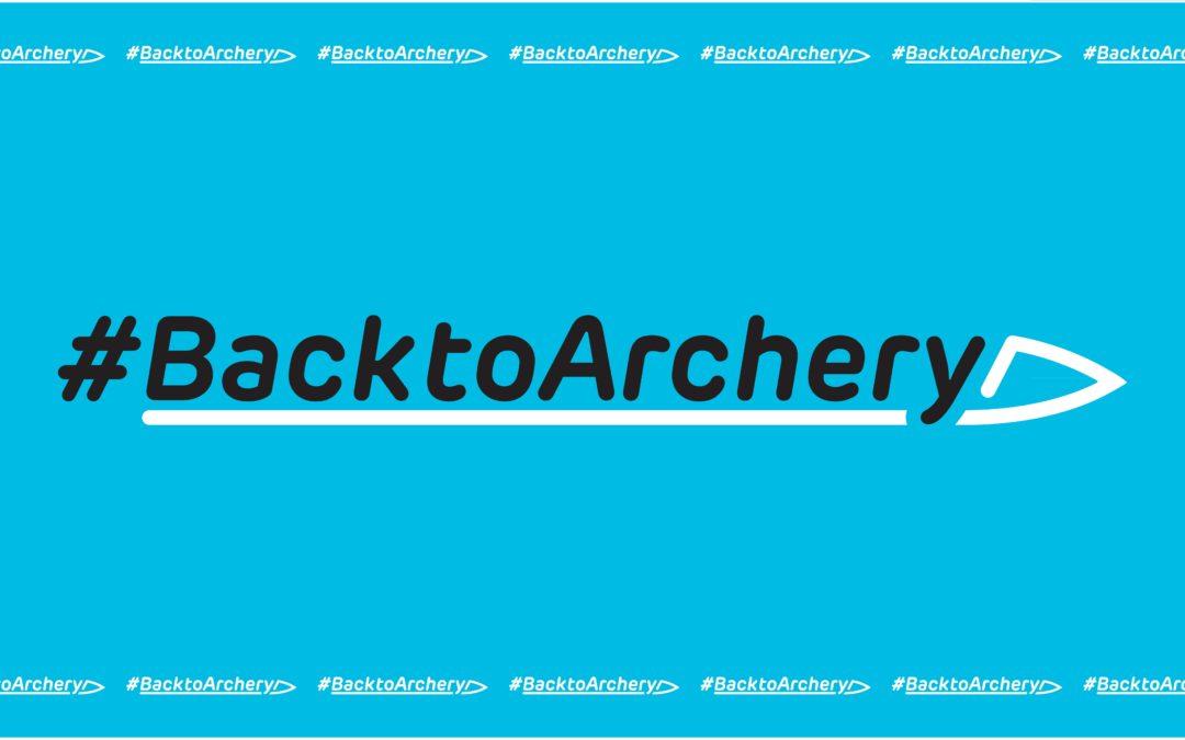 Schrijf je nu in voor de #Backtoarchery 1440 Round en 2D Animal Target remote wedstrijden
