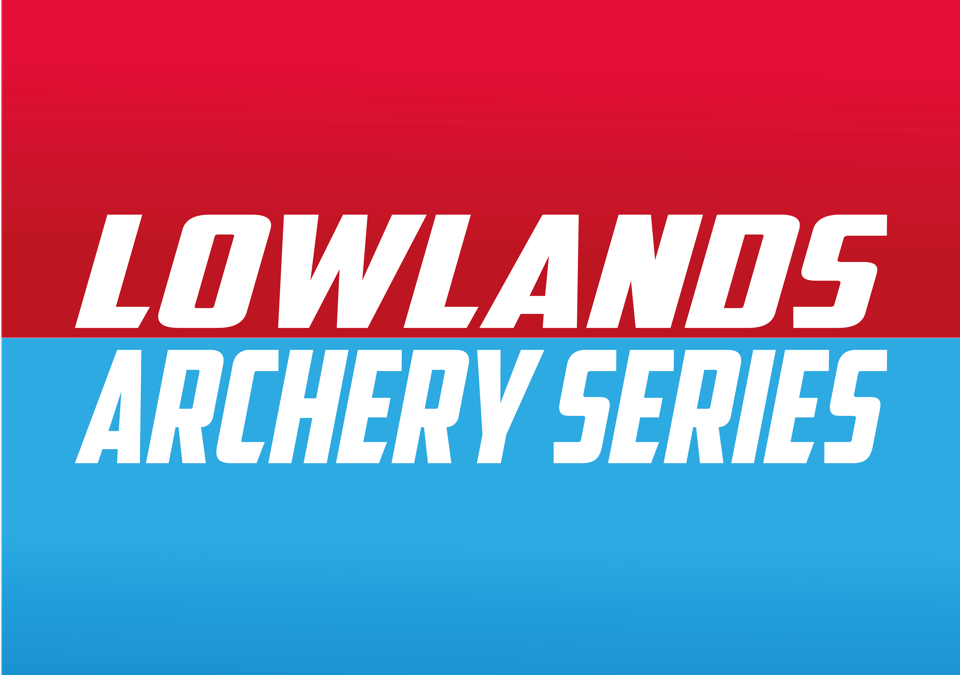 Lowlands Archery Target 50/70 Series op 9 mei in Zoetermeer