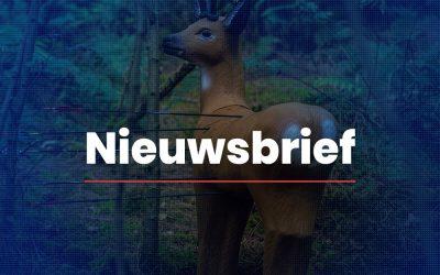 Nieuwsbrief Handboogsport Nederland – 29 mei 2021 – Corona update