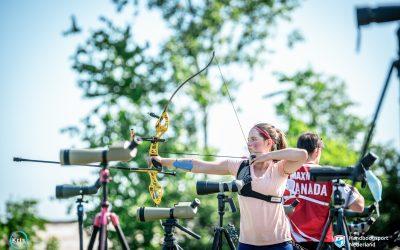 Lowlands Archery Series Stage 2 – Nederlands Record Stef Willems
